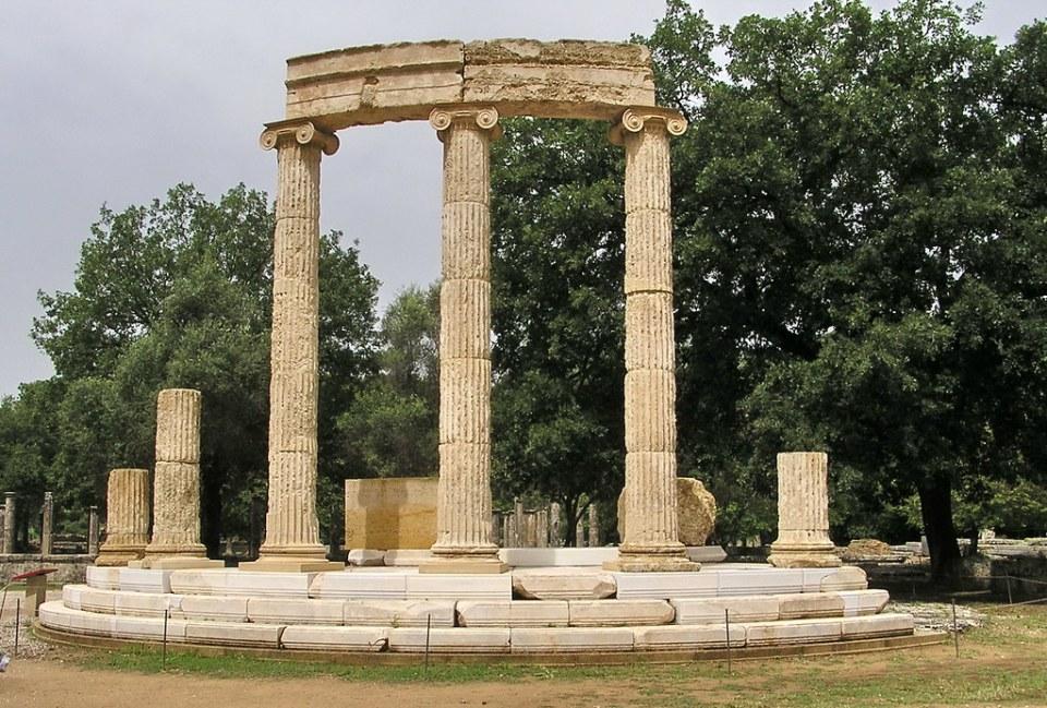Grecia El Filipeo Olimpia 42