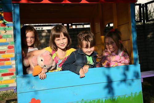 kindergarden by Sergey Marsel