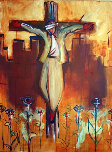 Crucified Cholo