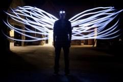 Digital Design: Light Painting