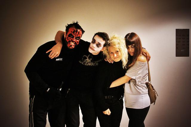 Halloween 2010, Horsens