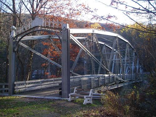 Waterville Bridge in Swatara State Park