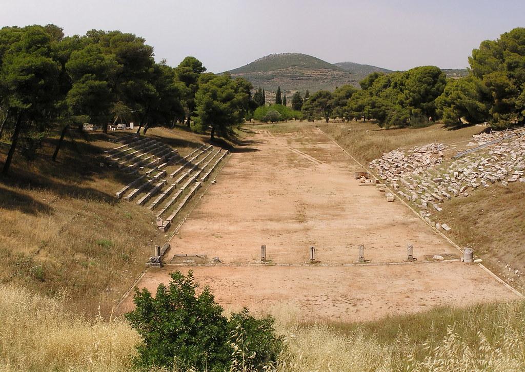 Estadio de Epidauro Grecia 06