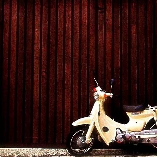 Honda C70 Instagram