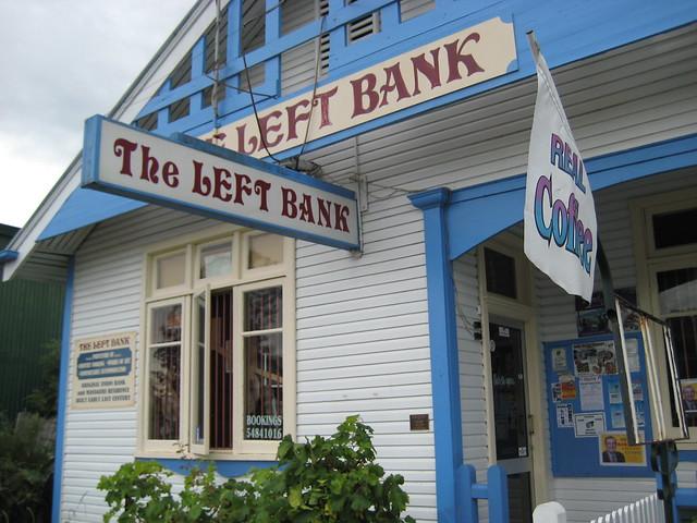 The Left Bank - Kilkivan