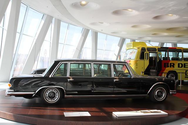 Mercedes-Benz 600 Pullman Staatslimousine