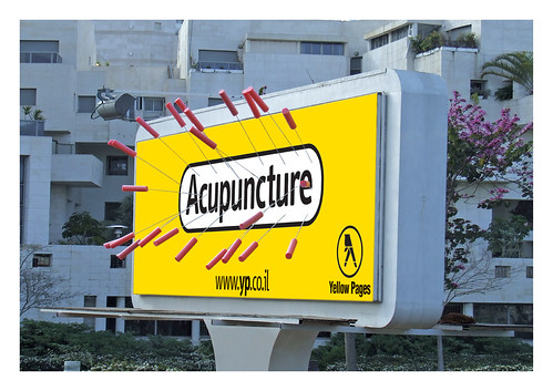 Y&R Billboard - Acupuncture by Si1very