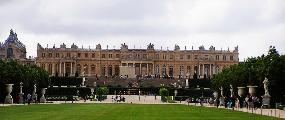 Versalles Francia 09