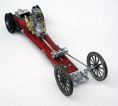 old skool dragster