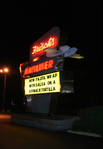 Frisch's Mainliner, Cinci. Photo copyright Jen Baker/Liberty Images; all rights reserved.