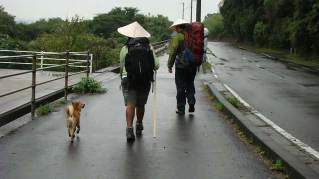 Henro Day 1 -  Walk to Temple 5 (5)