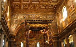 St Mary Major mosaics