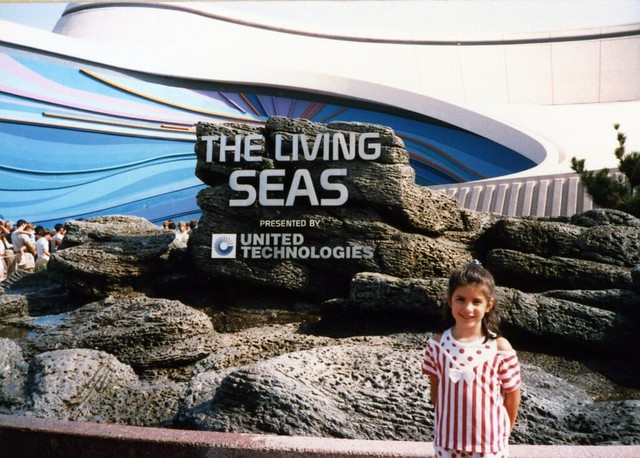 the living seas, aug '86