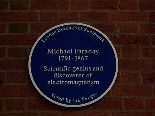 Michael Faraday 1791-1867