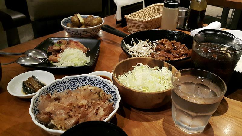 20160220_211757 Tokyo Tonteki Dinner