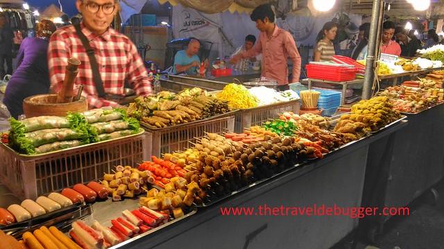 Cambodia Night Market