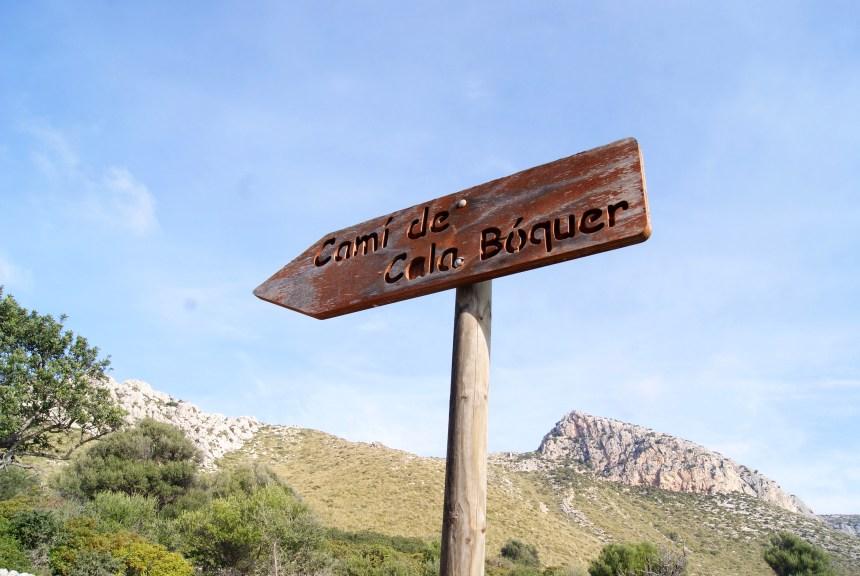 Excursión en familia a Cala Bòquer