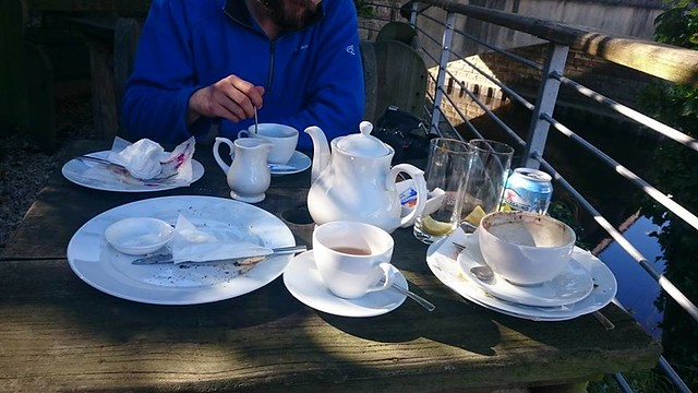 River Cafe Hay on Wye Travel Review