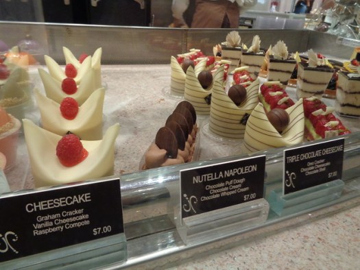 Jean Philippe Patisserie, Bellagio, Las Vegas NV