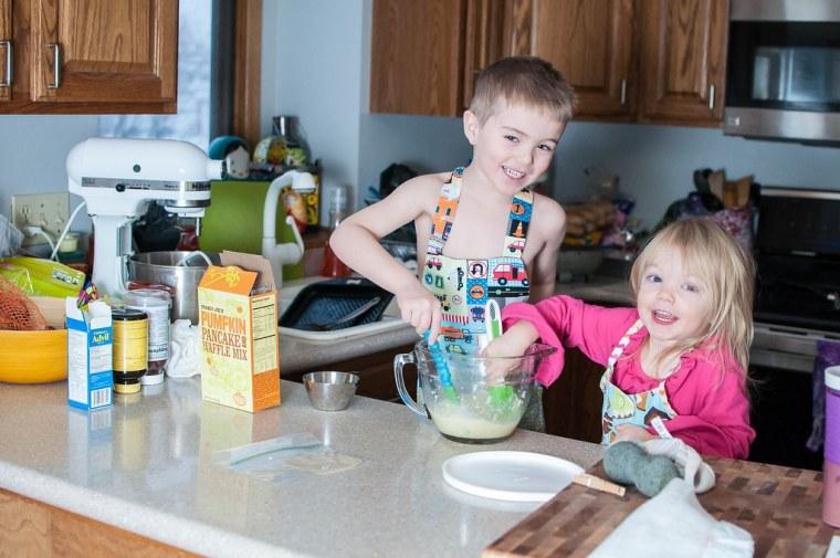 Pancake Making 3