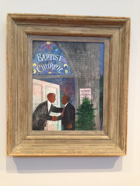 Ben Shahn, The Church is the Union Hall, High Museum, Atlanta