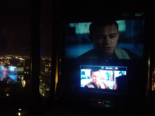 Ian's home projector test