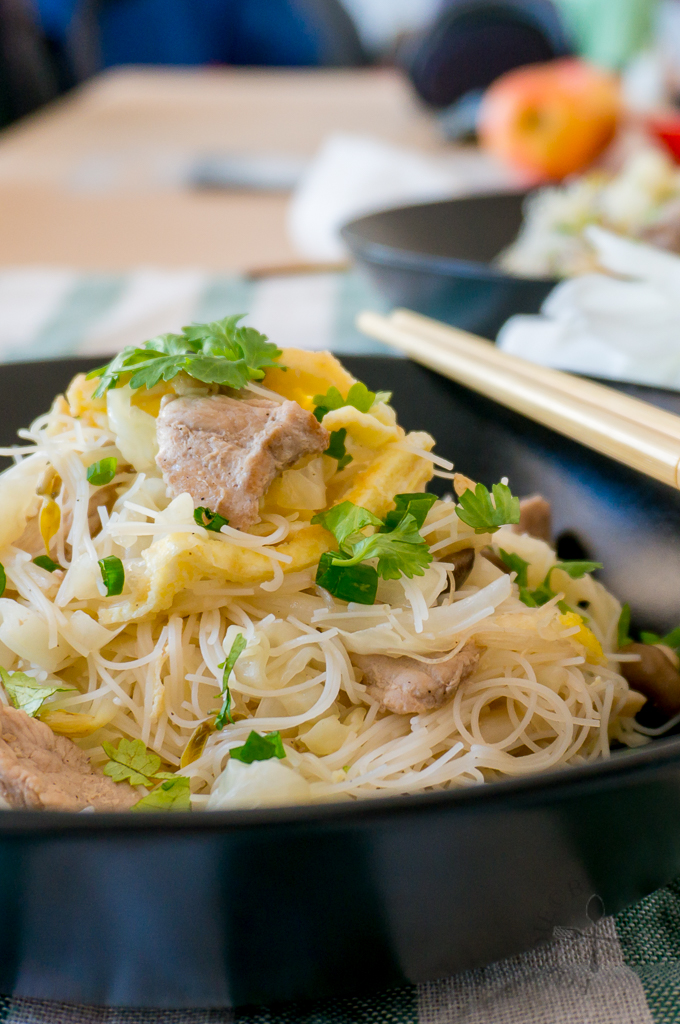 Fried White Bee Hoon