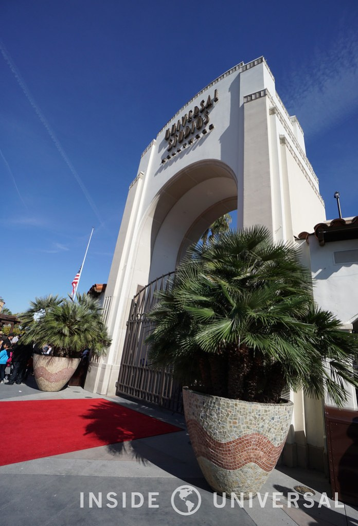 Photo Update: February 20, 2016 - Universal Studios Hollywood - Park Entrance
