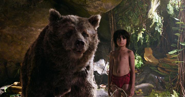 Viidakkokirja 2016 Baloo Mowgli