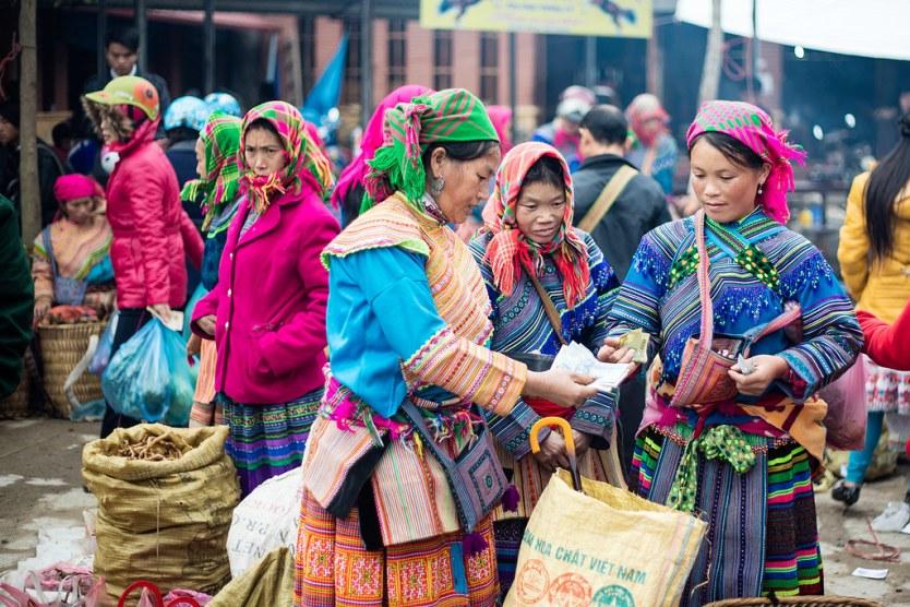 Bac Ha Sunday Market 17