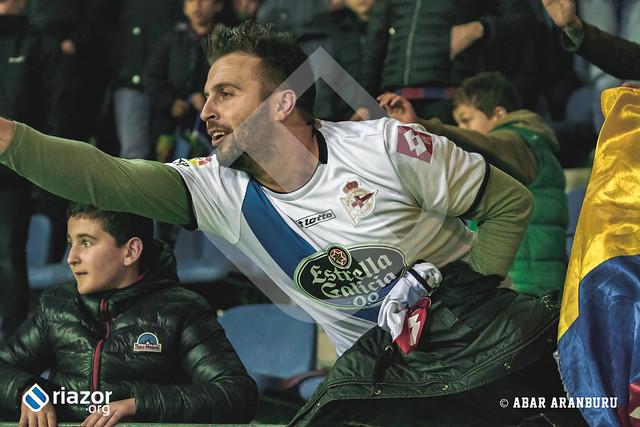 Liga BBVA. Jornada 35ª. Eibar 1 - Deportivo 1