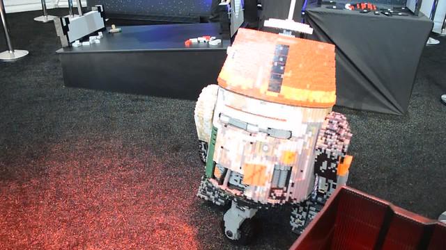 Lego Chopper 2