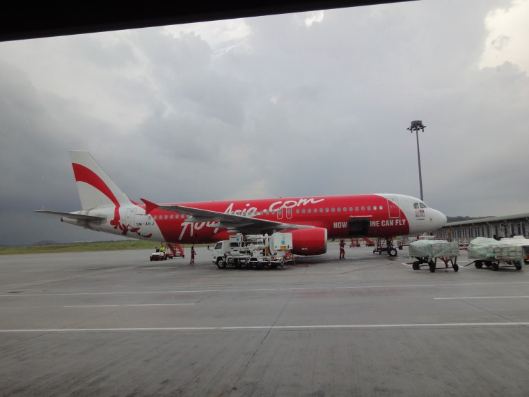 AirAsia at KUL