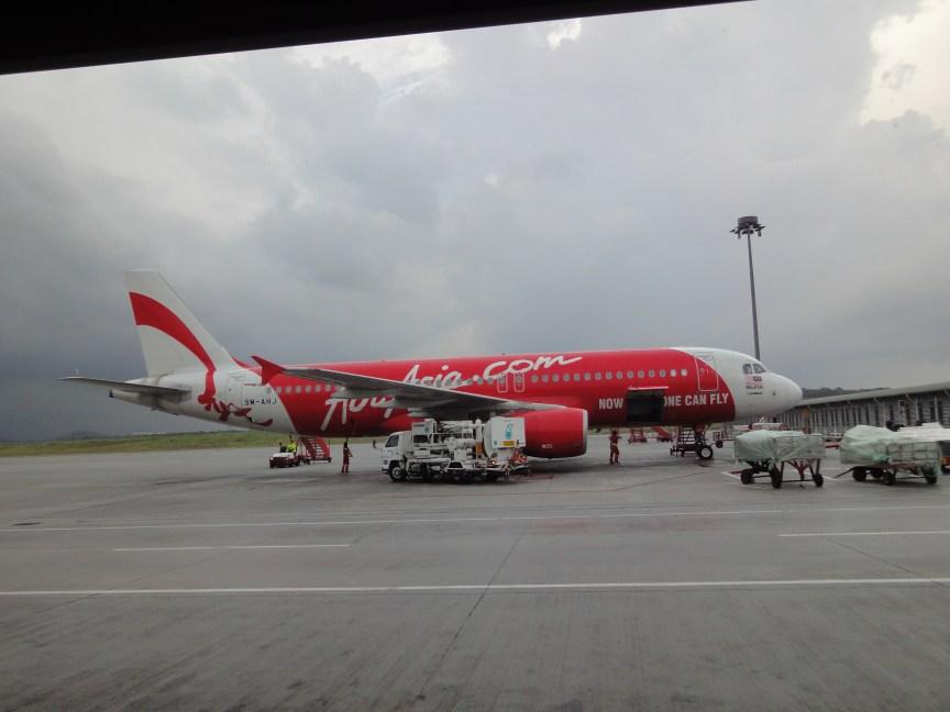 AirAsia at KUL