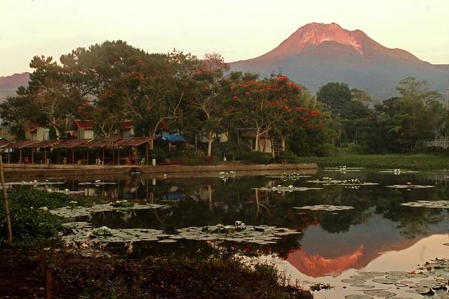 Mt. Apo Highland Resort - Lakeside (Lake Mirror)