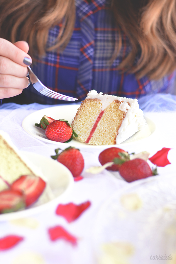Blank Space Cake / bethcakes.com