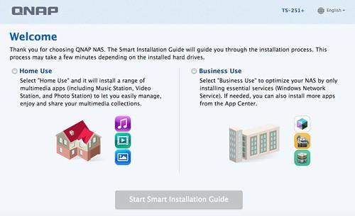 เลือกได้ว่าจะใช้ QNAP TS-251+ สำหรับงานแบบไหน