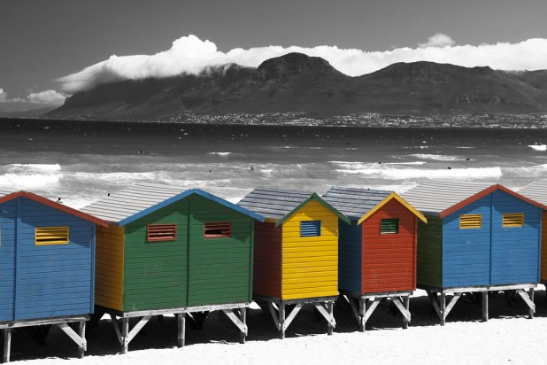 Libro sobre Sudafrica