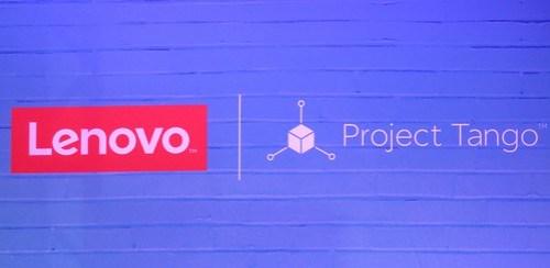 Lenovo + Project Tango