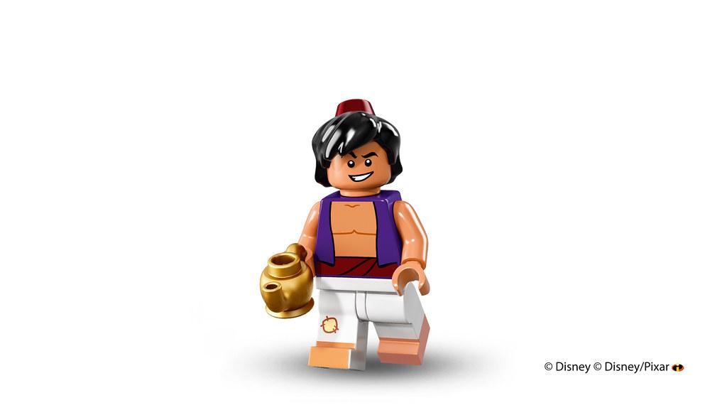 LEGO Minifigures Disney série 1 nouveau Cheshire cat vente autres aussi bien