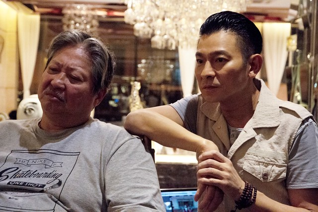 The Bodyguard Andy Lau