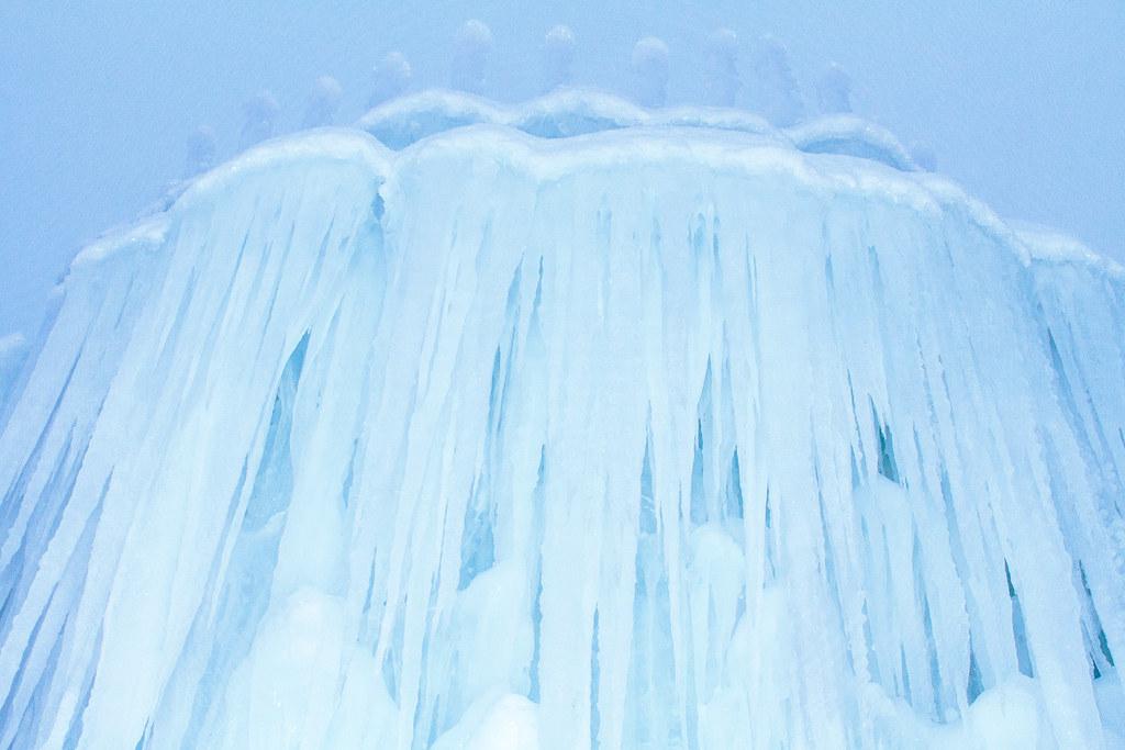 Ice Castle Francia Benson