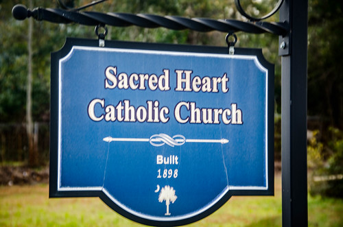Sacred Hart Catholic Church in Blackville-008