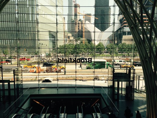 Brookfield Place, NYC. Nueva York
