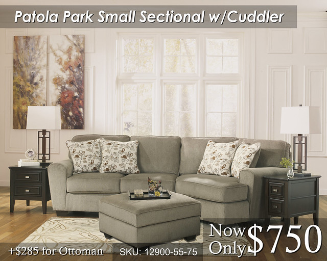 Patola Park Small Sect wCuddler