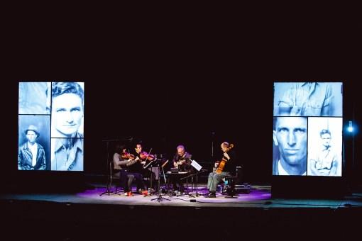 Bill Frisell & The 858 Quartet