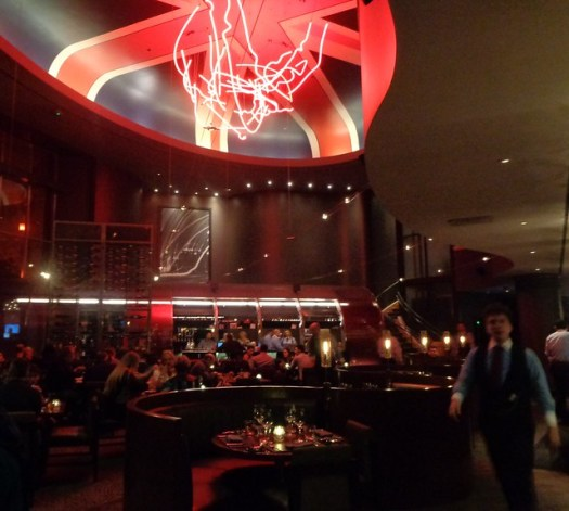 Gordon Ramsay Steak, Paris Casino, Las Vegas NV