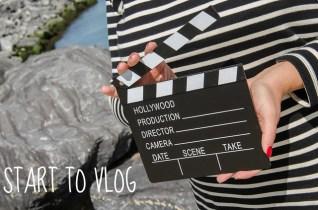 Start to vlog