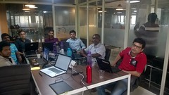 Second Docker Paid, Workshop, Bangalore
