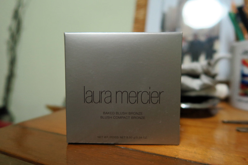 Laura Mercier Baked Blush Bronze in Ritual 20150802_014339